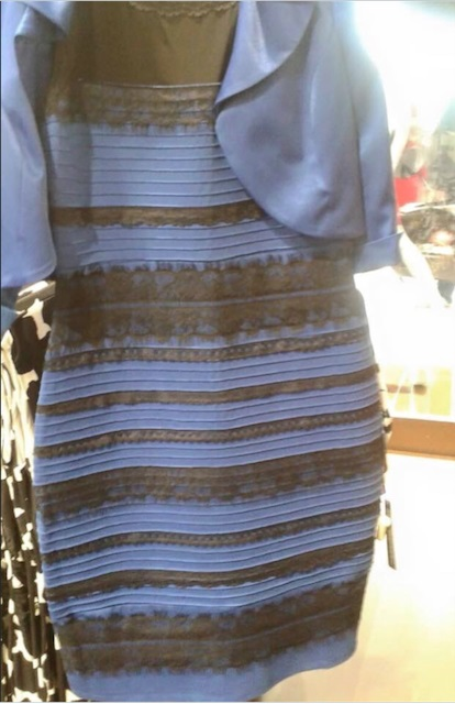 "The Original ""the dress"" picture"