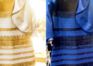 The Reason For Difference In Colours As Told By Pascal Wallisch A Neuroscientist From Nyu Is That If Your Brain Had Decided Dress Was Photographed
